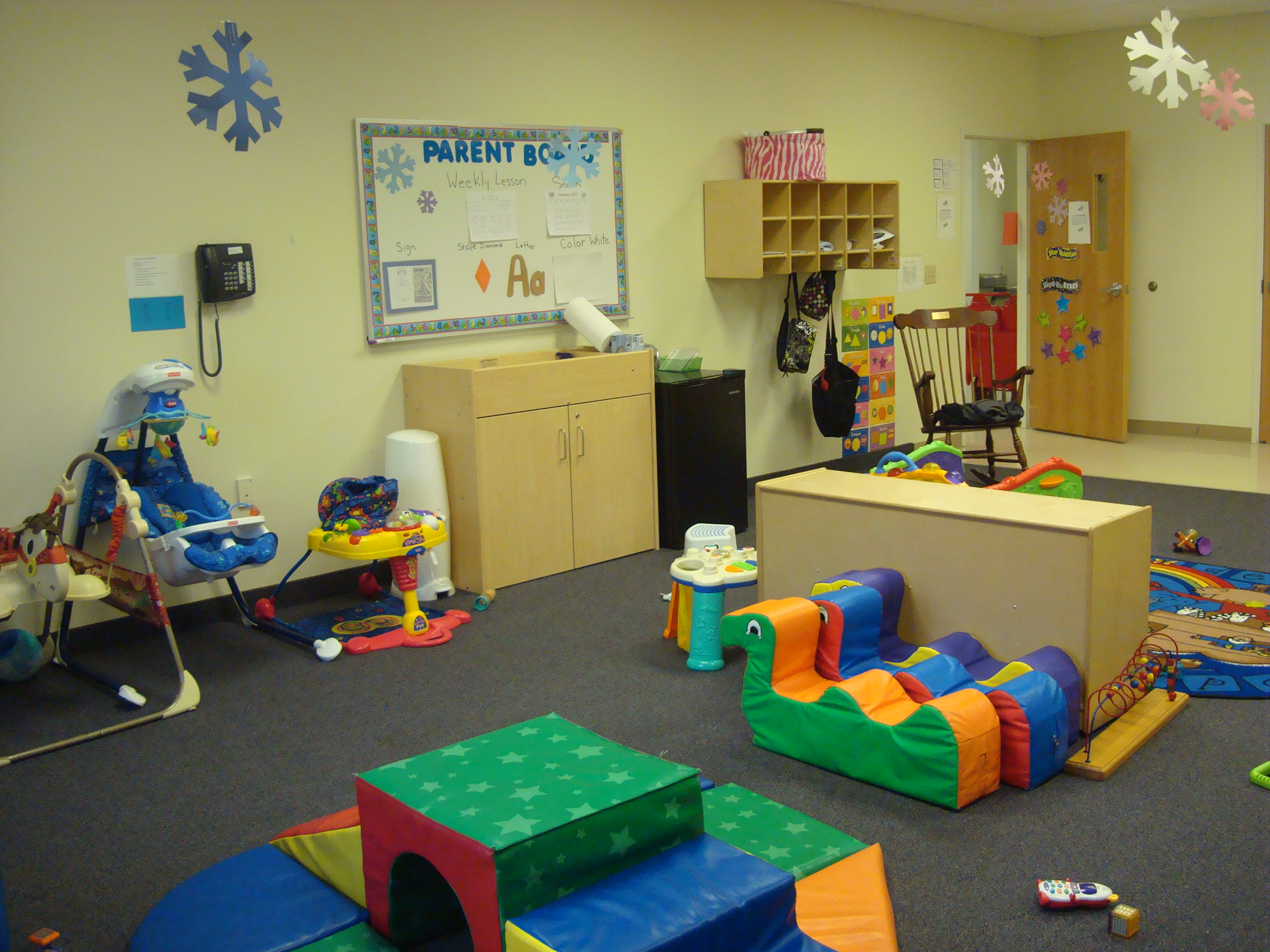 Classroom Ideas For Toddlers : Little lights child development center infant toddler
